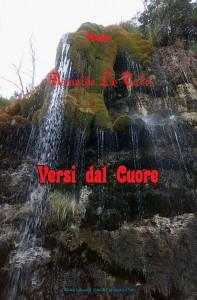 copertina Versi dal Cuore  formato 13x20